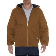 Dickies Men's Rigid Duck Hooded Jacket