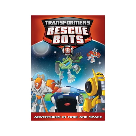 Transformers Rescue Bots: Adventures In Time & Space