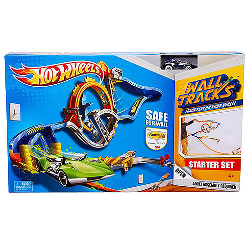 Hot Wheels Wall Tracks Starter Set 1