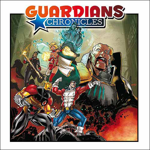IELLO Guardians' Chronicles Game