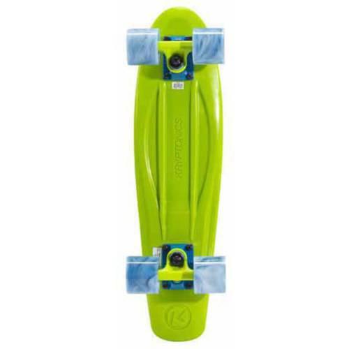 Generic Kryptonics Original Torpedo Complete Skateboard