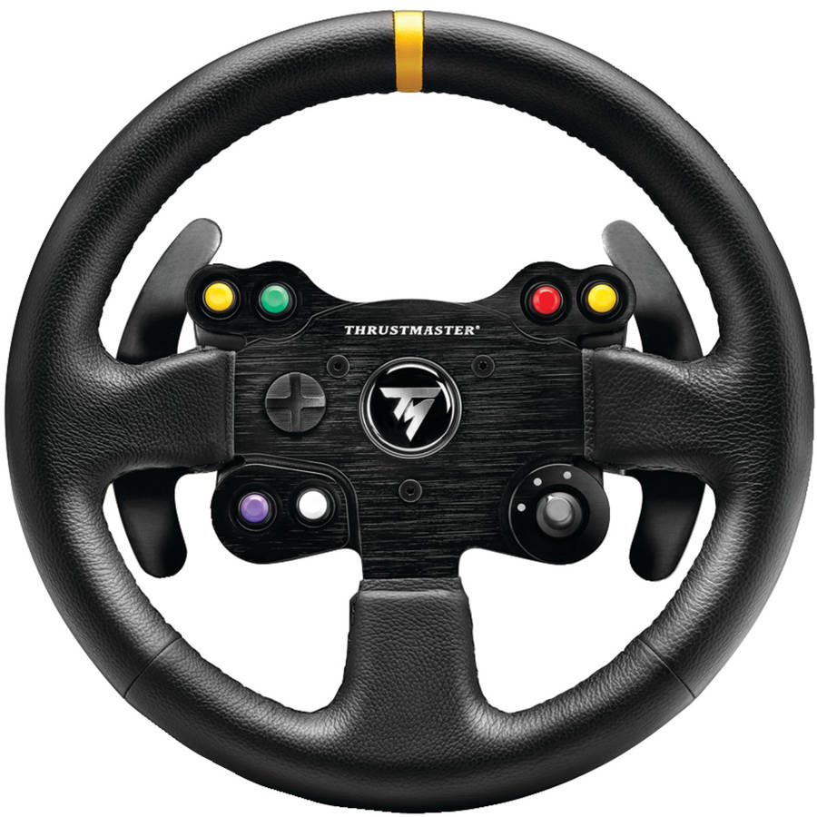 Thrustmaster 4060057 TM Leather 28 GT Wheel Add-On