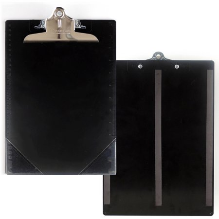 StoreSMART Magnetic Clipboard with Corner Pockets for Office and Home Organization, Visual Management, Lean Management ()