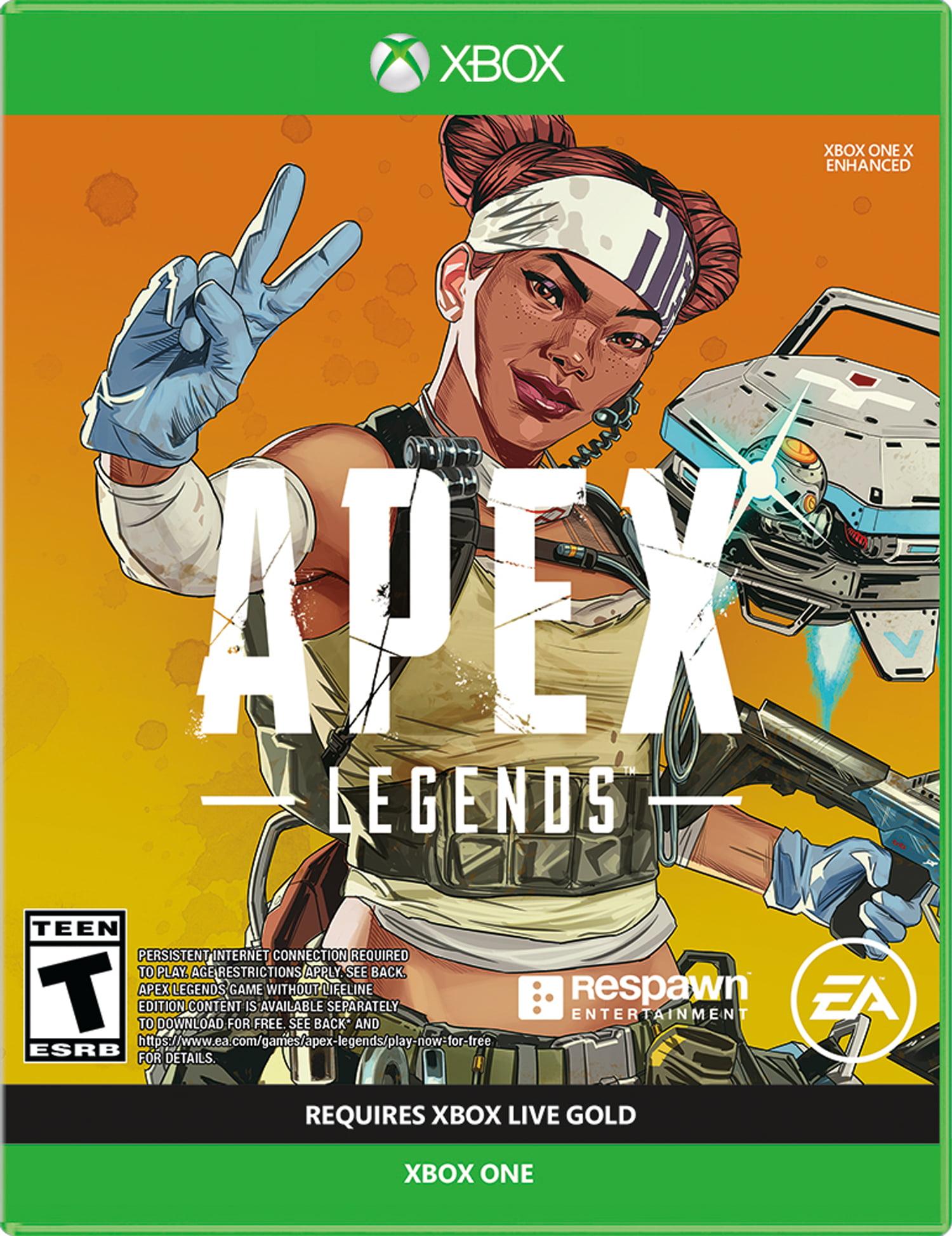 Apex Legends Lifeline Edition, Electronic Arts, Xbox One, 014633742756
