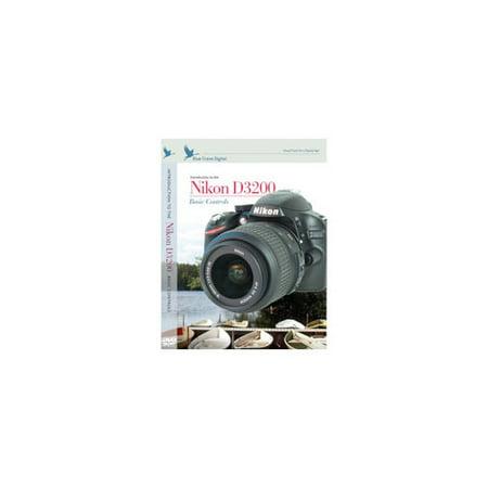Blue Crane Digital BC144 Introduction to the Nikon D3200: Basic Controls