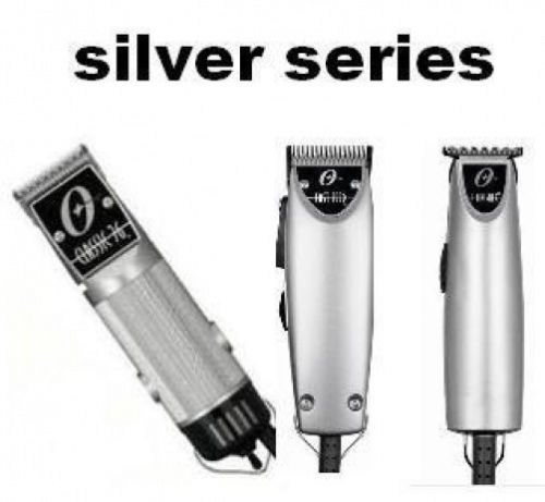 Oster Limited Edition Silver Platinum Classic 76 Hair Clipper with fast feed and