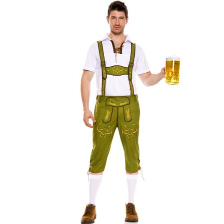 Music Legs 76017-XL 2 Piece Mr Oktoberfest Costume - Extra Large - image 1 de 1
