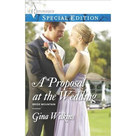 A Proposal at the Wedding - eBook - Halloween Wedding Proposal