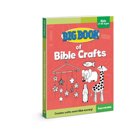 Big Book of Bible Crafts for Kids of All Ages - Bible Craft