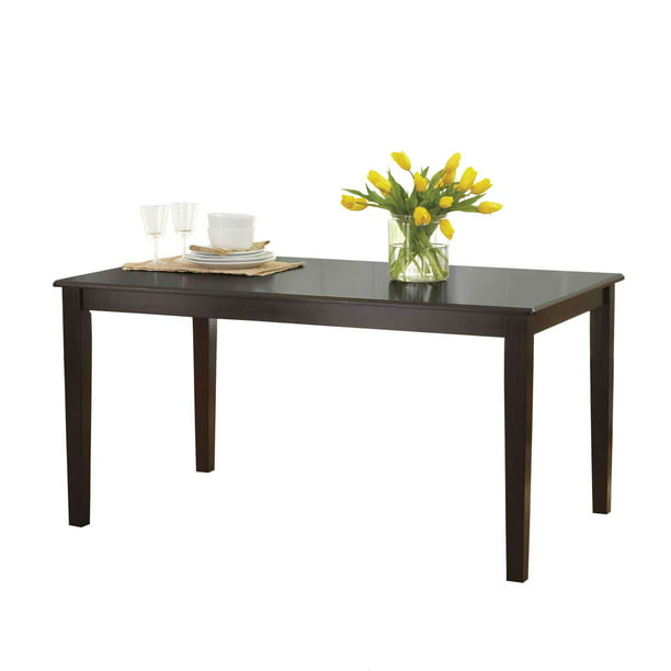 Better Homes & Gardens Bankston Dining Table, Multiple Finishes