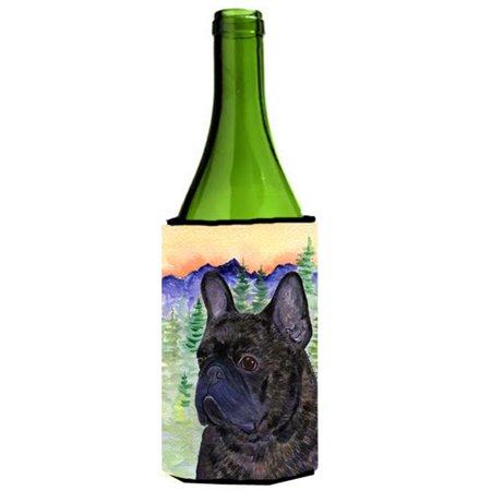 French Bulldog Wine bottle sleeve Hugger - 24 oz. - image 1 de 1