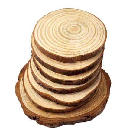 Vintage Pine Wooden Tree Stump Bark Pastoral Online Store Photogragh Shoot Picture Props Chip Cylinder - Cardboard Tree Props