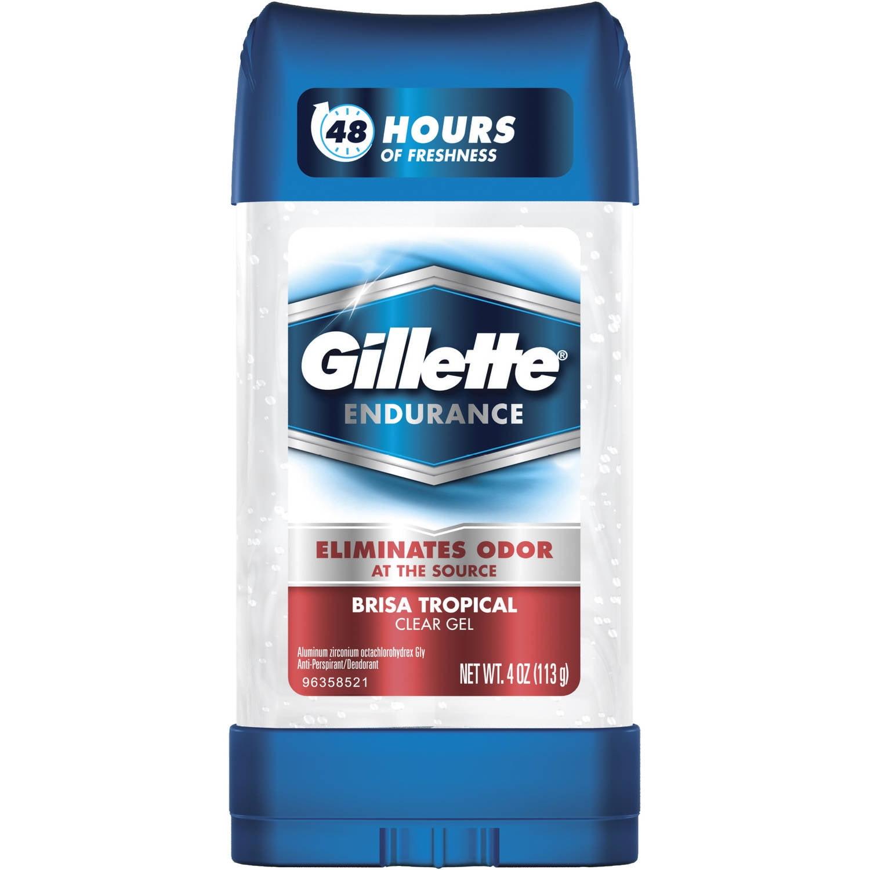 Gillette Clear Gel Free Fall Anti-Perspirant/Deodorant, 4 oz