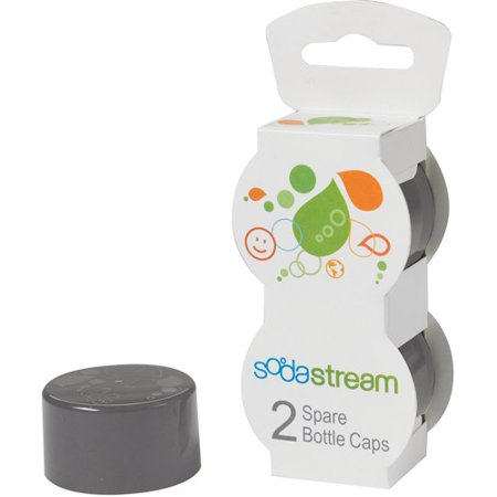 SodaStream Bottle Caps, 2-Pack