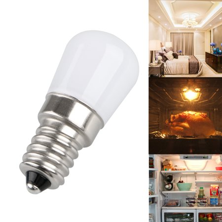 E14 LED Light Bulb SMD2835 Refrigerator Freezer Appliance Cool Warm White Lamp