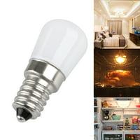 E14 LED Light Bulb SMD2835 Refrigerator Freezer Appliance Cool Warm White Lamp