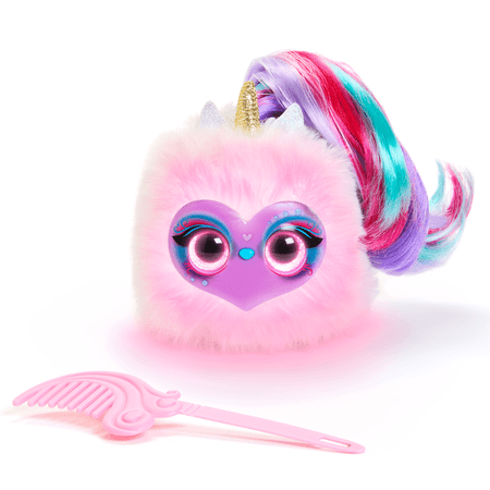 Pomsies Lumies Dazzle Gogo - Interactive Electronic Plush
