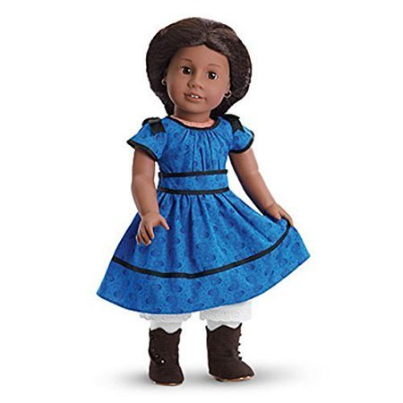 American Girl Addy Outfit New 2014 Blue (Doll Not Included) - image 1 de 1