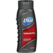Dial for Men Body Wash, Magnetic, 16 Ounce