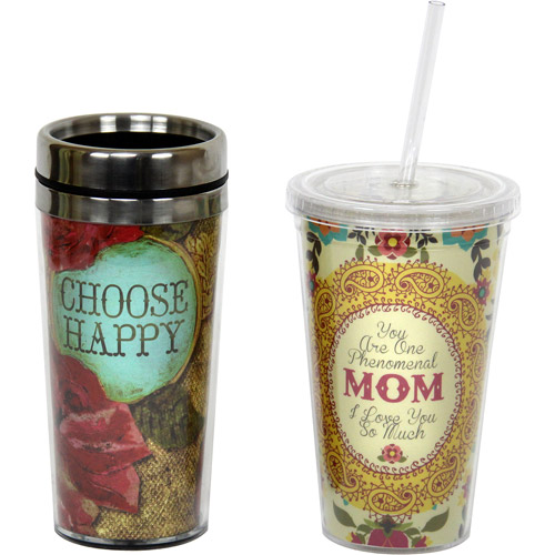 Full Circle Exchange 2 Piece Hot and Cold Beverage Set