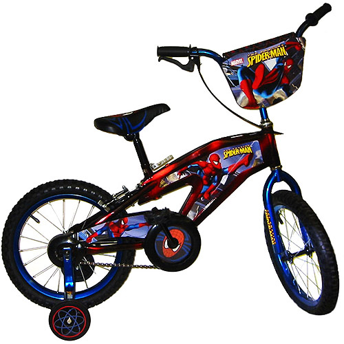 "Street Flyers Spider-Man 16"" Bike"