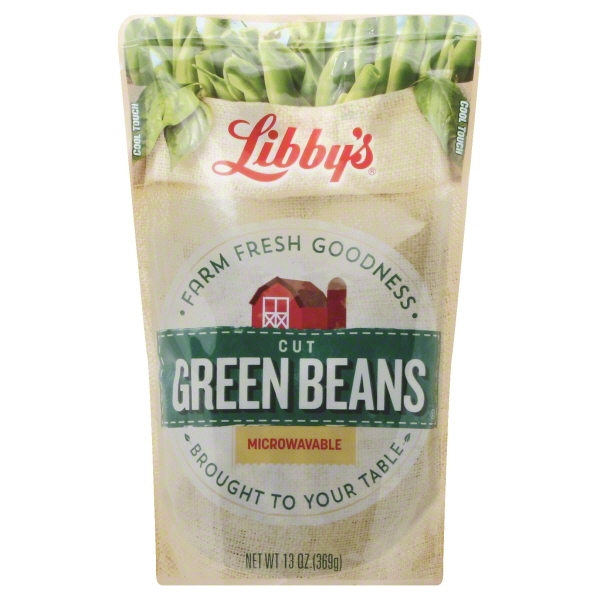 LIBBY'S GREEN BEANS