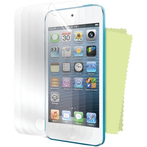 DREAMGEAR ISOUND-5320 iPod touch(R) 5G Premium Protection Screen Protector Pack