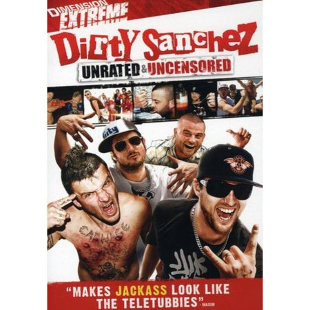 Dirty Sanchez  Unrated Version   Widescreen