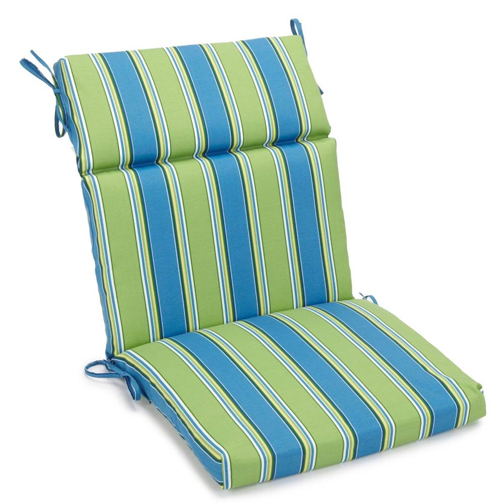 Cushion for Outdoor High Back Chair (Haliwell Caribbean)