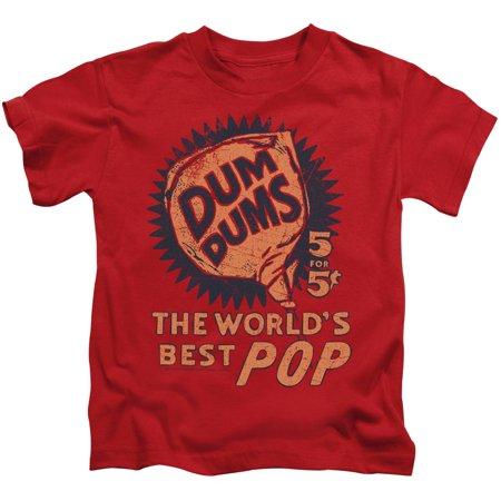 Dum Dums 5 For 5 Little Boys Juvy - Dum Dums Save Wraps
