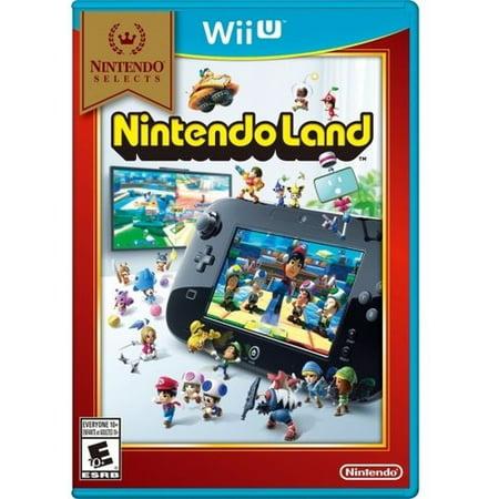 Nintendo Land - Nintendo Selects Edition for Nintendo Wii U