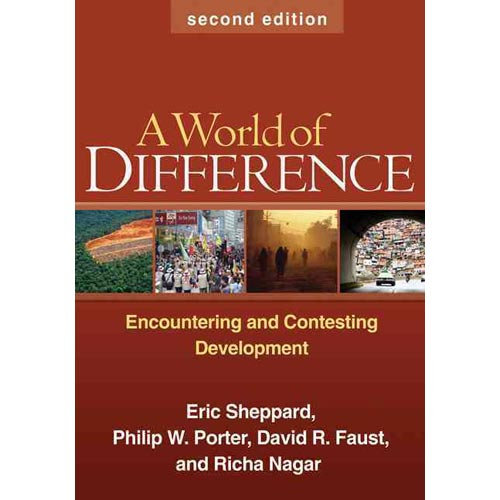 A World of Difference: Encountering and Contesting Development