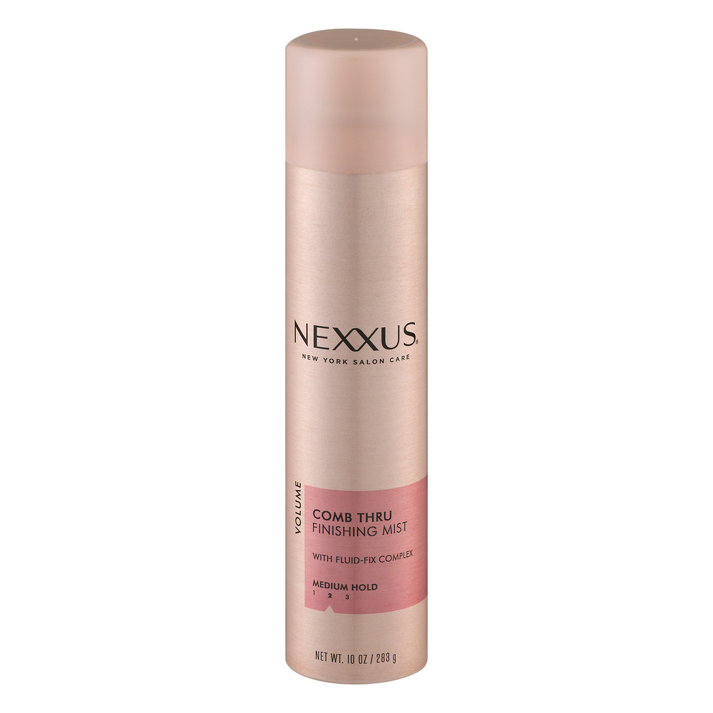 Nexxus Comb Thru Finishing Mist Medium Hold, 10.0 OZ