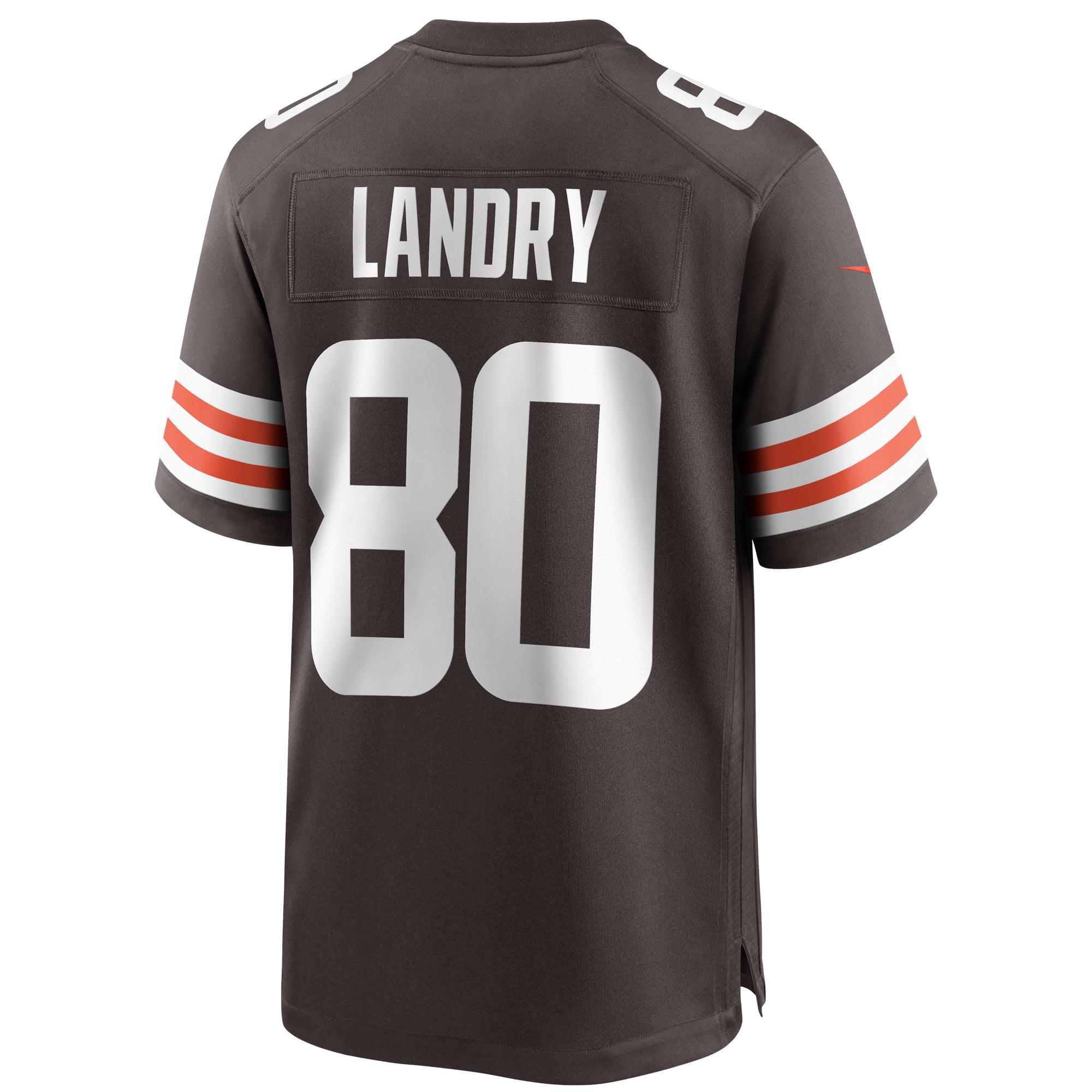jarvis landry orange browns jersey