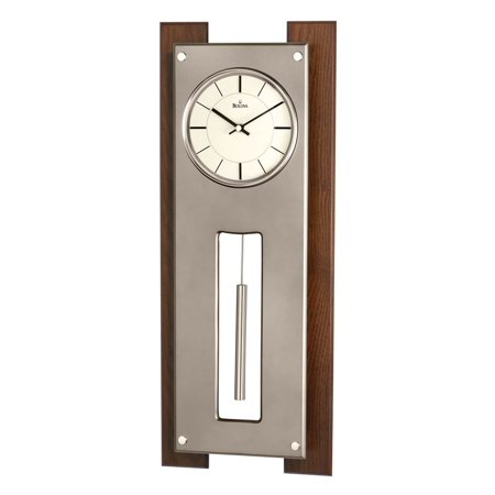Modern Wall Clock With Pendulum