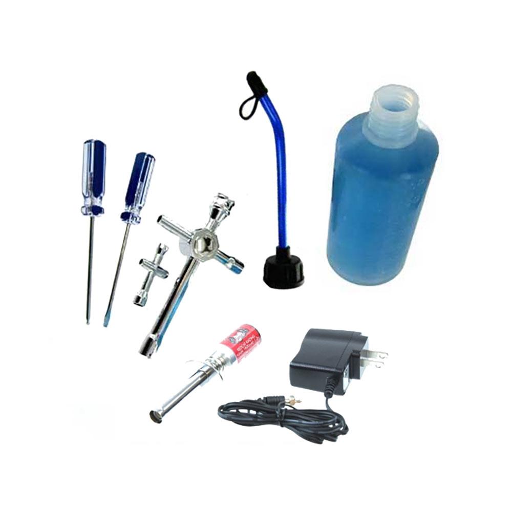 Redcat Racing 80142A Nitro RC Vehicle Car Starter Maintenance Repair Tool Kit