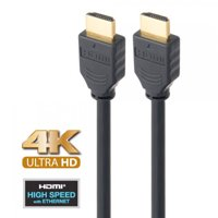 Link Depot LD-HS-6 6 ft. Black & Red Ultra High Speed HDMI cable