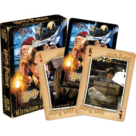 Harry Potter Sorcerer's Stone Playing -