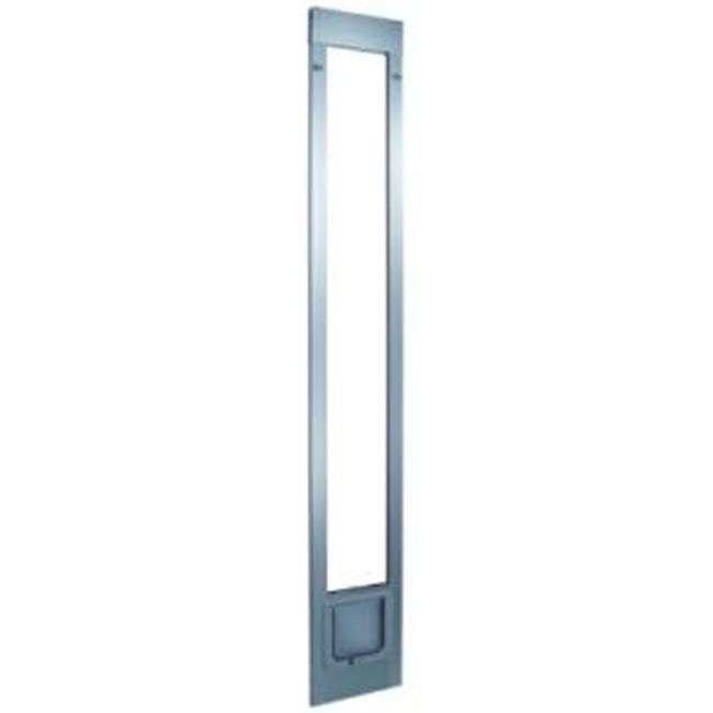 Ideal Pet Products Patcfm Cat Flap Patio Door Mill Finish 77 58