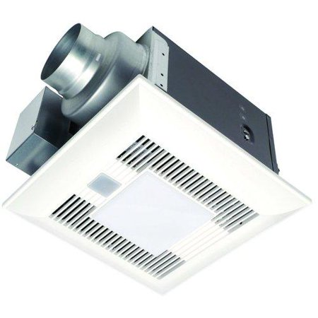 Panasonic fv 08vkme3 whispergreen led 0 3 sone 80 cfm - Panasonic bathroom ventilation fans ...