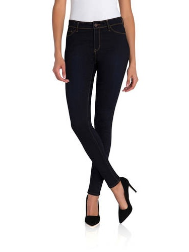 Jordache Women's Essential High Rise Super Skinny Jean