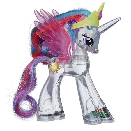 My Little Pony Rainbow Shimmer Princess Celestia Pony Figure (Discontinued by manufacturer) ()