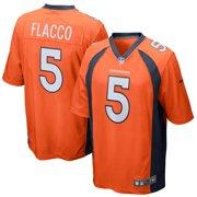 Joe Flacco Denver Broncos Nike Game Jersey - Orange