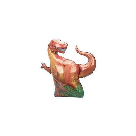 T-rex Dinosaur Balloon (each) - Party Supplies