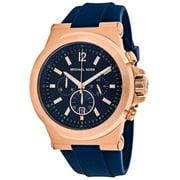Michael Kors Men's Dylan Silicone Watch, 48mm, MK8295