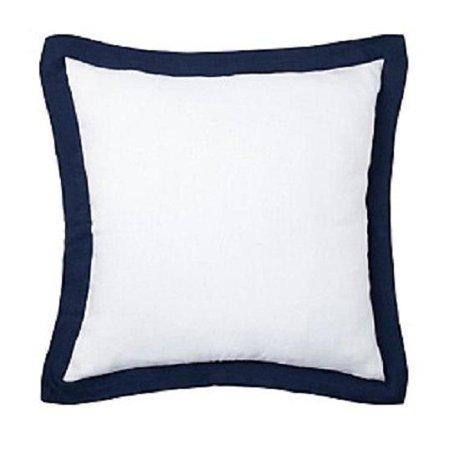 Ralph Lauren Flora Euro Pillow Sham, Linen ()