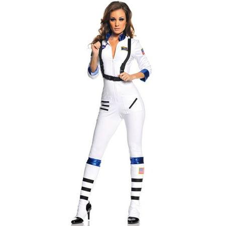 Blast Off Astronaut Sexy Women's Costume - Mens Astronaut Costume