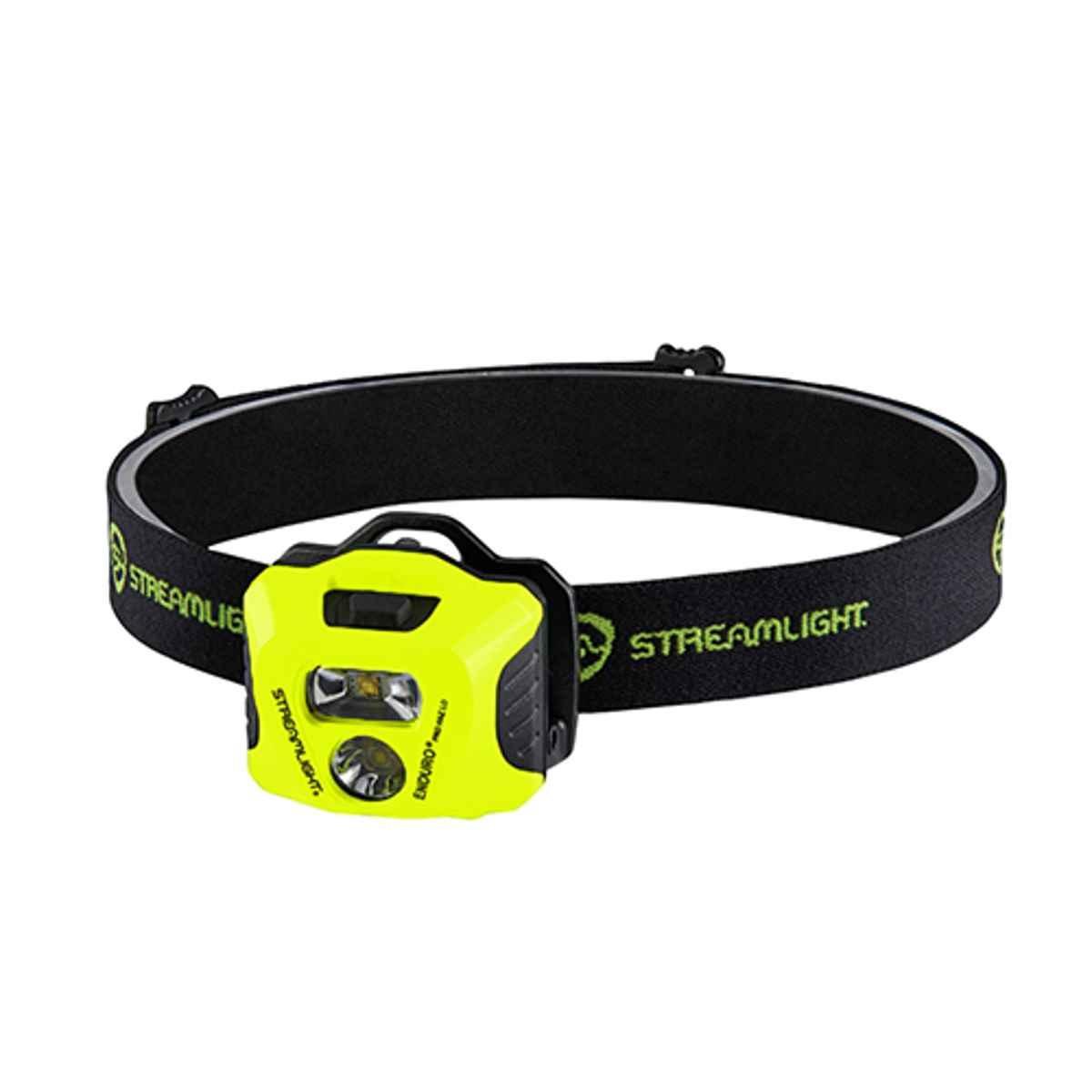 Streamlight Endura Pro Haz-Lo Low Profile Multi Function Headlamp - Yellow - 61424
