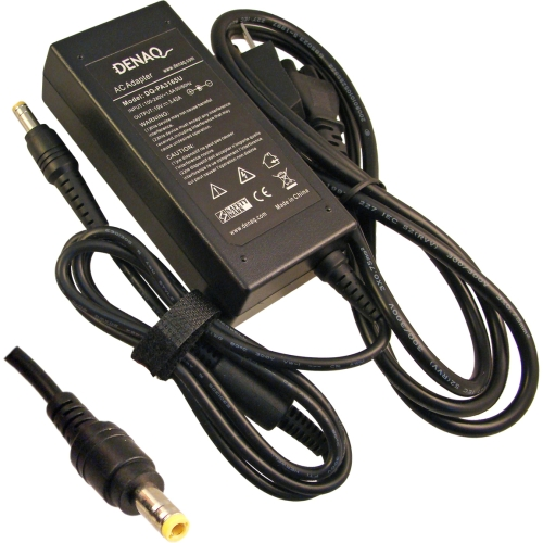 DENAQ 19V 3.42A 5.5mm-2.5mm AC Adapter for TOSHIBA