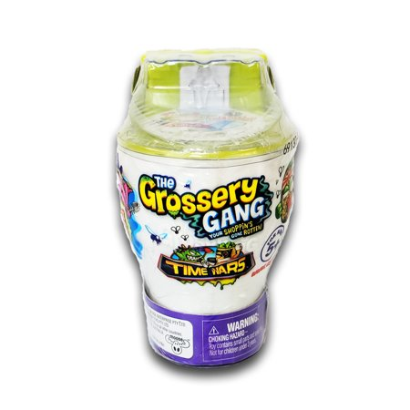 Grossery Gang Series 5 Mystery Pack (Gang Toy)